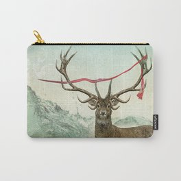 hold deer, tsunami Carry-All Pouch