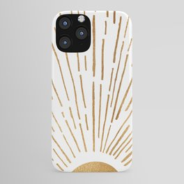 Let The Sunshine In iPhone Case