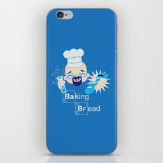 Baking Bread Kawaii iPhone & iPod Skin