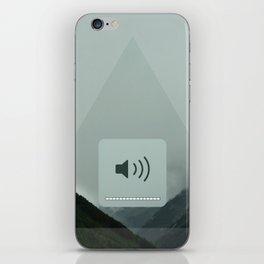 Mountain Call iPhone Skin