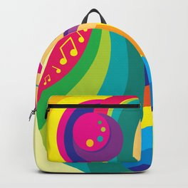 Happy Music - Joy of Life Backpack