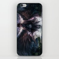 grace iPhone & iPod Skins featuring Grace by jasric