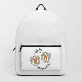 Holy Cannoli's! Backpack