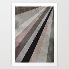 Rays Art Print