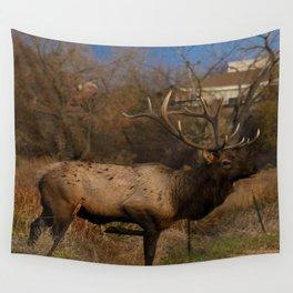 Loveland Elk Wall Tapestry