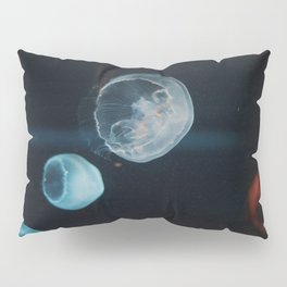 Jellyfish Cells (Color) Pillow Sham