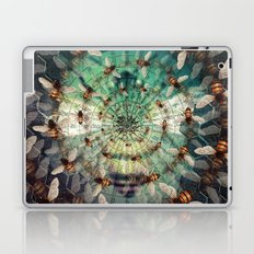 Bees: Masters of Time and Space Laptop & iPad Skin