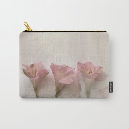 Trader Joes Flowers 1 Carry-All Pouch