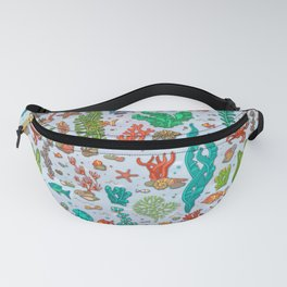 Under the Sea Life Fanny Pack