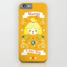 Animal Crossing: Isabelle iPhone 6 Slim Case
