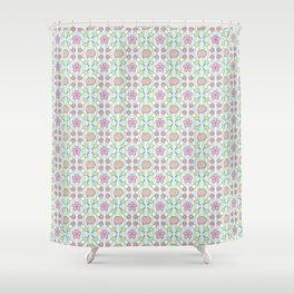 Hanami Nummies | Sky Shower Curtain