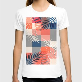 Tropical Puzzle #society6 #decor #buyart T-shirt