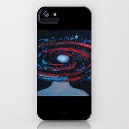 Galaxy Portrait 1 iPhone Case