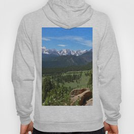 A Glorious Morning In The Rockies Hoody