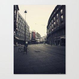 Vox Canvas Print