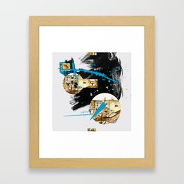 TLV Framed Art Print