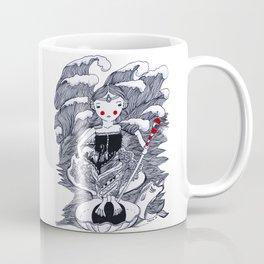 The ocean Queen Coffee Mug