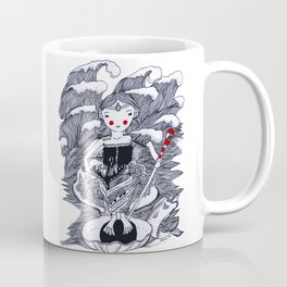 The ocean Queen Coffee Mug