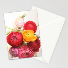 (Ranunculus) Flowers - For You! Stationery Cards