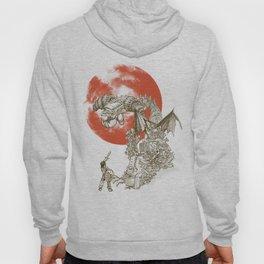 Junkyard Dragon  Hoody