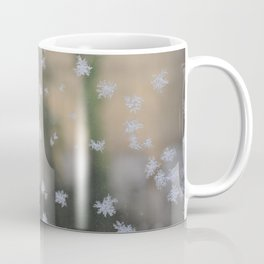 "It's frosty ""Ice Flower"" #2 #art #society6 Coffee Mug"