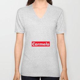Carmelo Unisex V-Neck