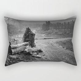Blaen Bran, Cwmbran, South Wales, UK - 02 Rectangular Pillow