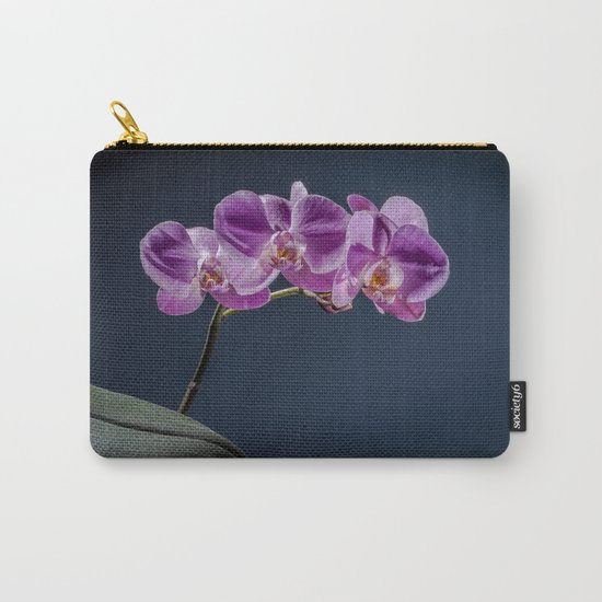 Magic Flowers Carry-All Pouch