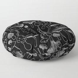 Marcella Mushrooms Floor Pillow