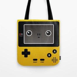 Game boy color Tote Bag