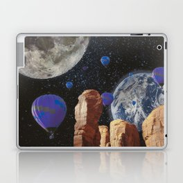 The slow trip in the universe Laptop & iPad Skin