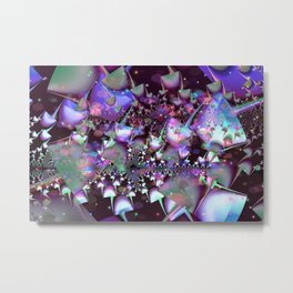 Psychedelic mushrooms Metal Print