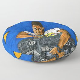 Fight the Power- RADIO Floor Pillow