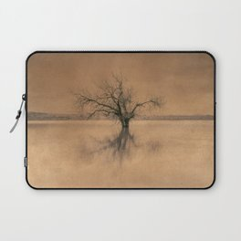Roots And Trees. Hand Painted Photograph Laptop Sleeve