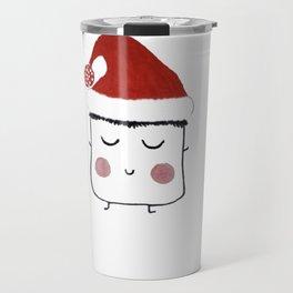MyHappySquare Christmas Travel Mug