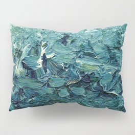 Cool Abstract Oil Pillow Sham