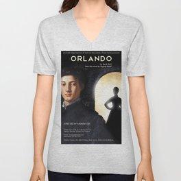 Orlando Poster Unisex V-Neck