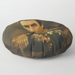 Tom Selleck - replaceface Floor Pillow
