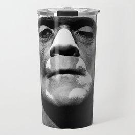 Frankenstien | Franky | Horror movies | Munsters | Gothic Aesthetics Travel Mug