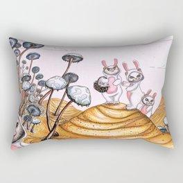 Picnic! Rectangular Pillow