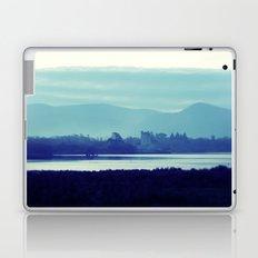 Ireland Blue Laptop & iPad Skin