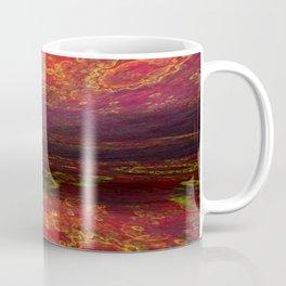 Lake of fire Coffee Mug