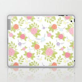 Garden of Fairies Pattern Laptop & iPad Skin