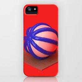 Basketball Study No.04 iPhone Case