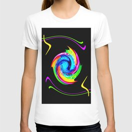 Abstract perfection -100 T-shirt