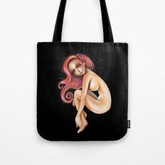 Origins :: Pop Surrealism Illustration Tote Bag