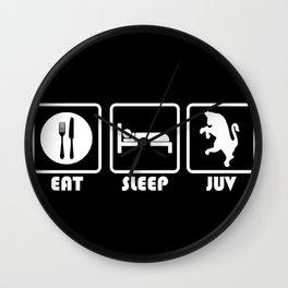 ESP: Juve Wall Clock