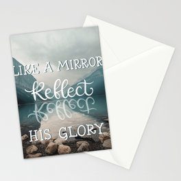 Reflect His Glory Stationery Cards