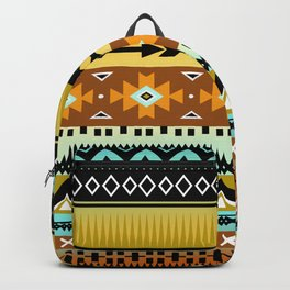 Aztec Sunset Backpack