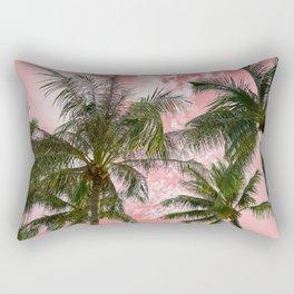 Pink paradise Rectangular Pillow